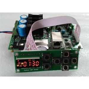 Image 1 - Bluetooth 4.2 dijital oynatıcı ile ES9018K2M çözme Fiber koaksiyel çıkış desteği SD USB ile LED