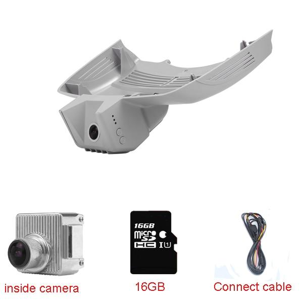 Auto DVR Dash Cam Video Recorder fit per Mercedes Benz Classe S W221 (mid-Spec, anno 2007-2012)Auto DVR Dash Cam Video Recorder fit per Mercedes Benz Classe S W221 (mid-Spec, anno 2007-2012)