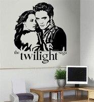TWILIGHT SAGA Movie Edward Cullen Bella DIY Wall Art Sticker Home Decoration Decal