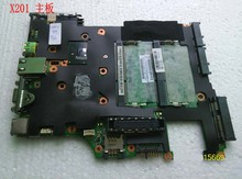 For Thinkpad x201 motherboard for Intel U3400 cpu onboard DDR3 High quanlity Tested Laptop Mainboard