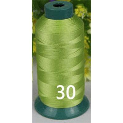 Hige vasthoudendheid nylon dikke lichtgroen Shining naaigaren 2400 ...