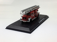 1:72 DL 30 MD 150 D 10 alloy ladder fire truck model Collection model