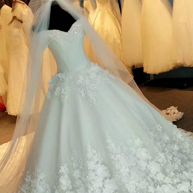ΜΠΑΝΒΑΣΑΚ 2018 Απαγορευμένη Βάρκα - Γαμήλια φορέματα - Φωτογραφία 2