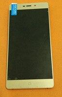 Sử dụng Original LCD Display + Touch Screen + Khung đối với Elephone M3 MTK6755 Octa Core 5.5