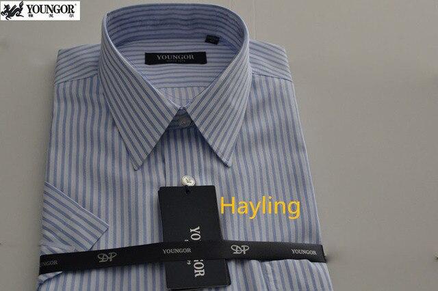 8846c4097d6 YOUNGOR cotton non-iron Men s business shirts SZP12021HJA SZP12037MJA