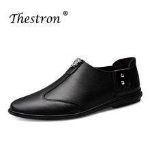 Muda Sepatu Kasual untuk Anak Laki-laki Hitam Coklat Pria Sepatu Handmade  Sepatu Berat Ringan a507bb9d20