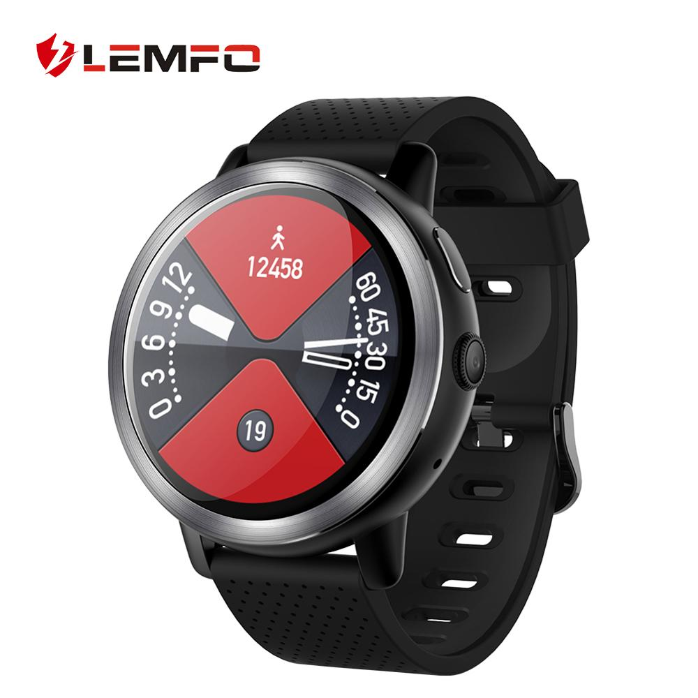 LEMFO LEM8 4G Smart Watch Android 7 1 1 2GB 16GB 1 39 Inch AMOLED Screen