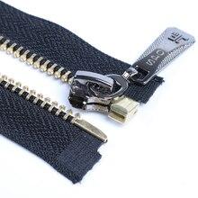 Металлическая застежка-молния для шитья см/60 см/70 см/80 см 5# разъемная застежка-молния куртка 0pen-End застежек-молний