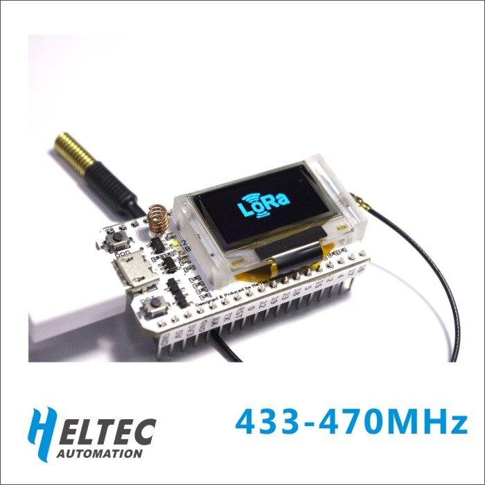 Arduino Development Board SX1278 ESP32 Chip Non Modular OLED WIFI LoRa Node 433-470 non timber forest products enterprise development