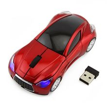 2019 New PC Computer Laptop Accessories 2.4GHz Wireless Cordless Car Shaped Mouse Mice with USB Receiver cordless wireless 2 4ghz optical mouse mice for laptop pc computer usb receiver