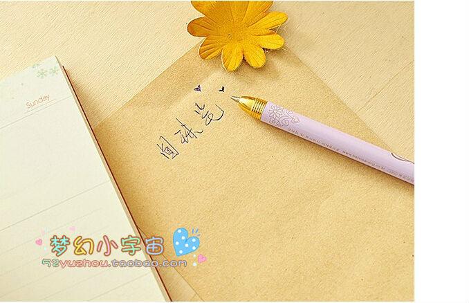 princesa presente de papelaria caneta esferográfica Escritório