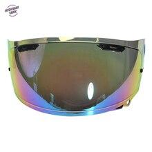 Iridium Motorcycle Full Face Helmet Visor Lens Case for ARAI RX-7X RX7X CORSAIR-