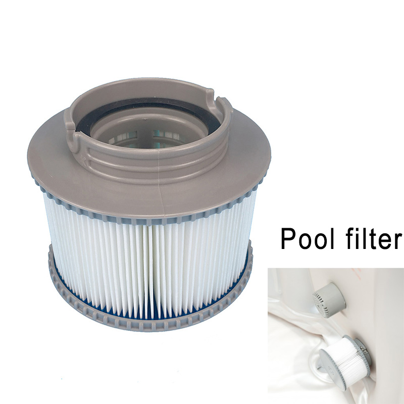 US $8.55 35% OFF|1/2/4pcs MSPA Filter Cartridges Strainer for All Models  Hot Tub Spas Swimming Pool ALS88-in Pool & Accessories from Sports & ...
