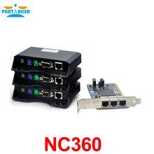 Partaker NC360 Тонкого Клиента Цена С 3 Клеммы 1 PCI Карты