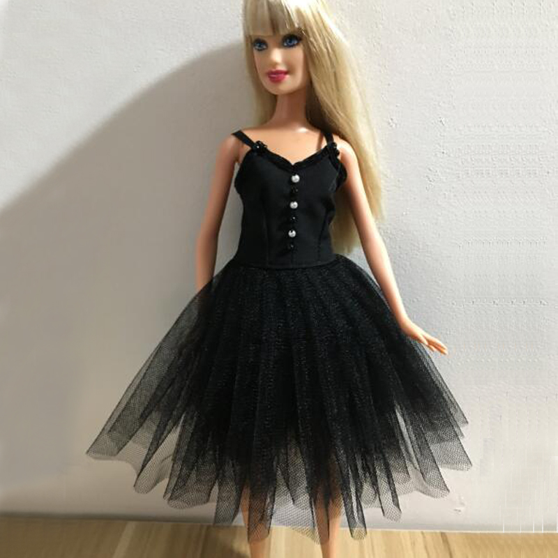 CXZYKING Handmade Doll Dresses High Quality Evening Gown Party Clothes Wedding Dress For Barbie Doll Accessories Girl Best Gift