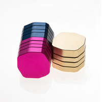 New Billiard Metal Chalk Holder Snooker Chalk Carrying Easy Carrying Holders Convenience Professional Billiard Accessories China