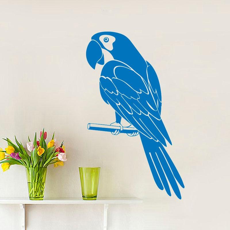 Beautiful Parrot Wall Decor #GX61   Wendycorsistaubcommunity