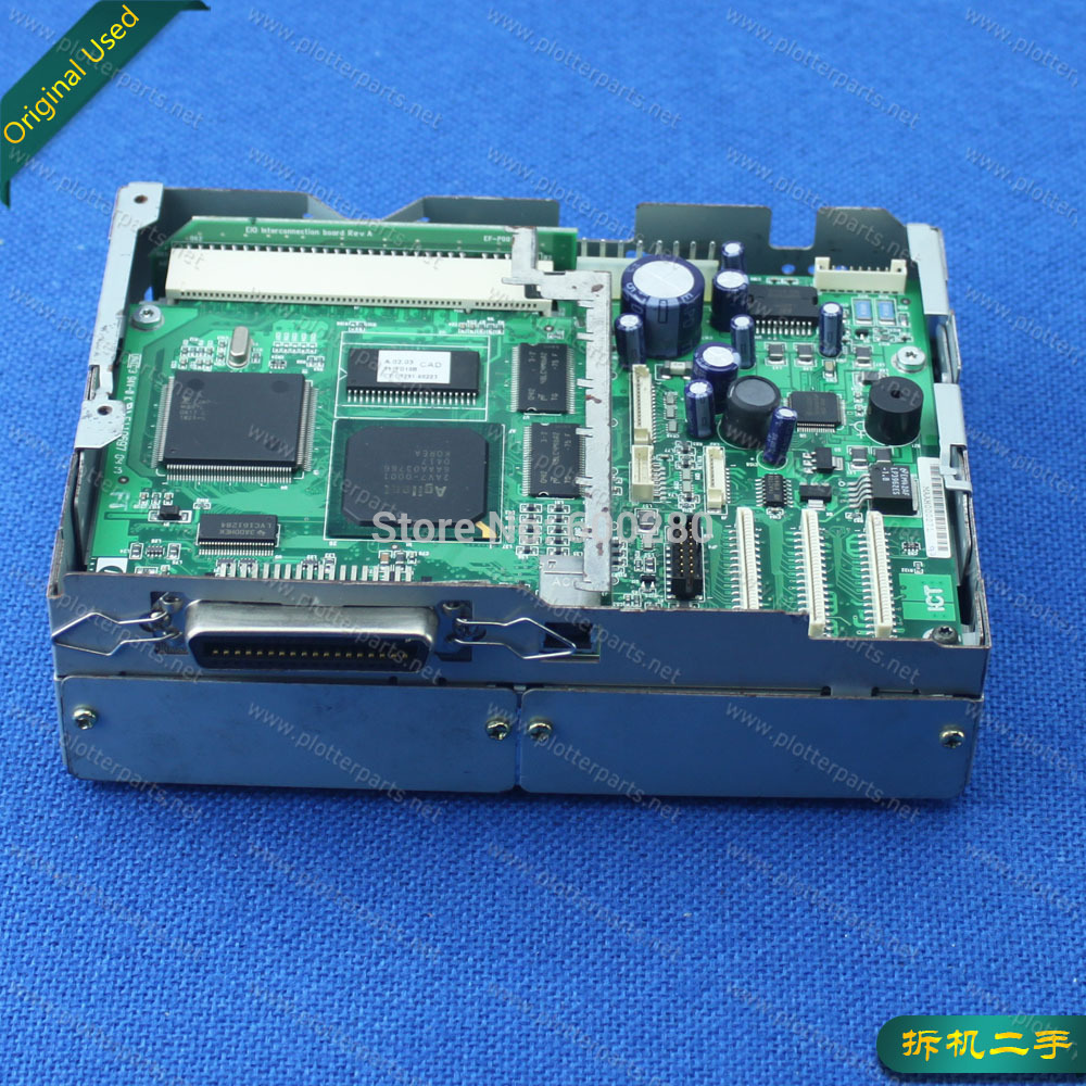 C7790-69418 C7790-69090 Main Logic PCA Module for HP Designjet 10PS 20PS 50PS Original used 6870c 0195a logic lc320wxn saa1 used disassemble