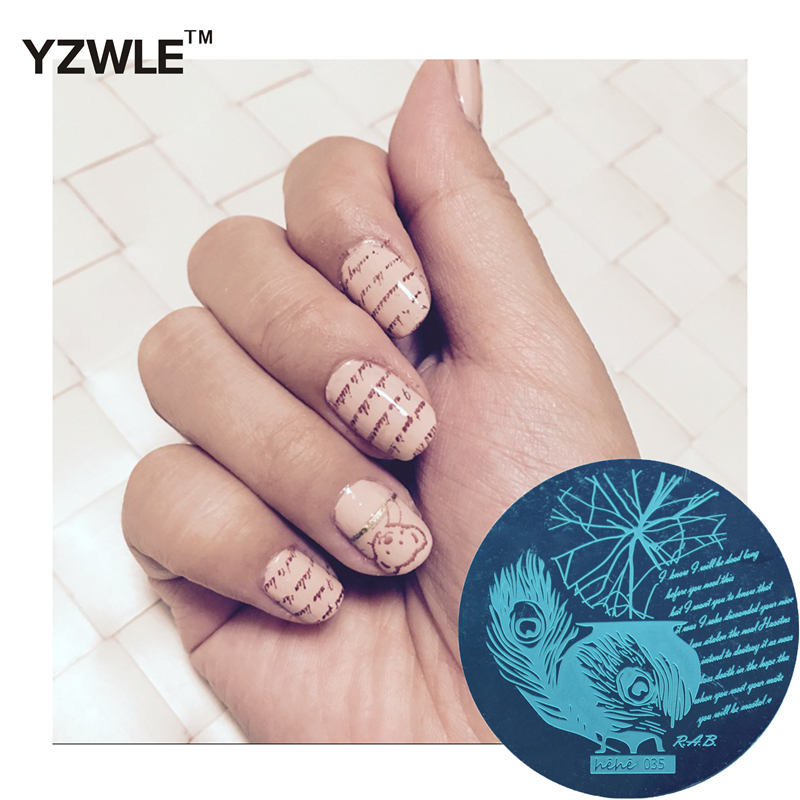 1 piece design diy nail art