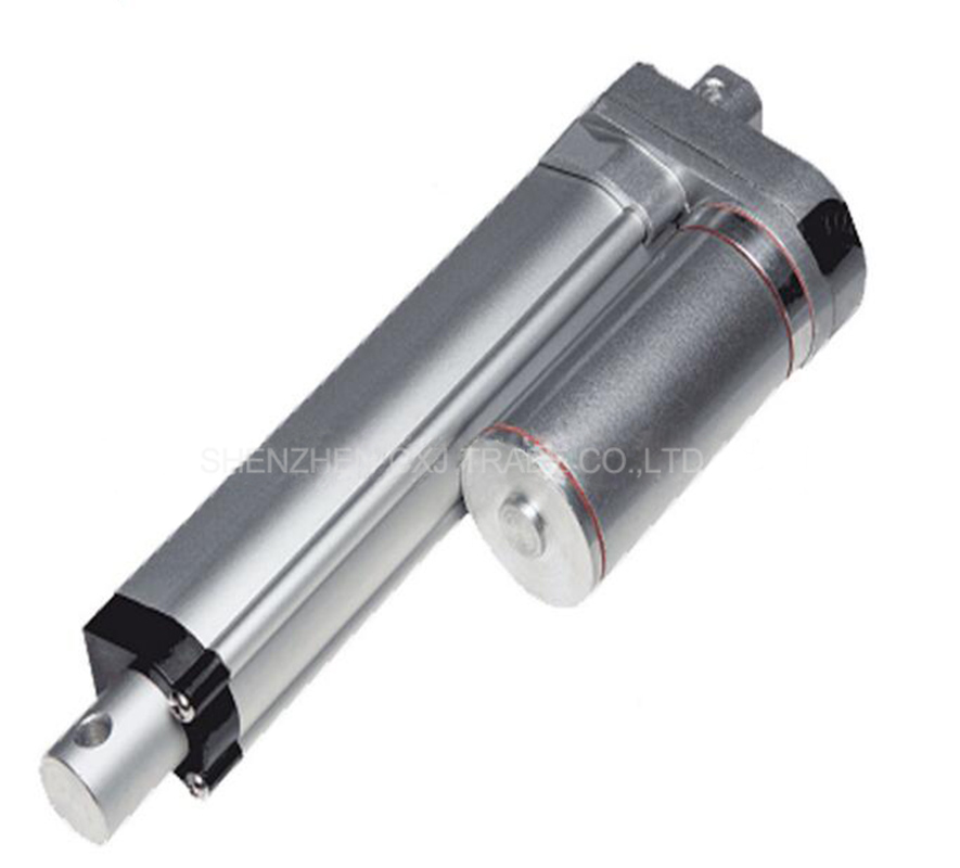 1pc 12V/24VDC,250mm/ 10 inch stroke DC linear actuator, 750N/75KG/165LBS load linear actuator free shipping by DHL1pc 12V/24VDC,250mm/ 10 inch stroke DC linear actuator, 750N/75KG/165LBS load linear actuator free shipping by DHL