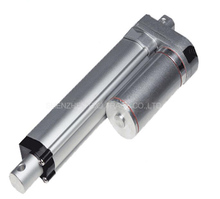 1pc 12V/24VDC,250mm/ 10 inch stroke DC linear actuator, 750N/75KG/165LBS load linear actuator free shipping by DHL