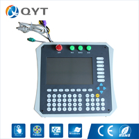 7 PPC Atom N2800 1 86GHz Touch Panel Fanless Industrial Computer 2GB DDR3 32GB SSD Industrial