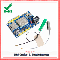 A7 GSM GPRS GPS Module Three In One Module STM32 51 Single Chip General Board