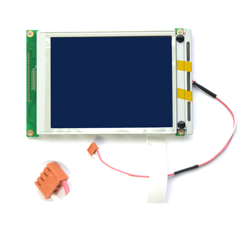 For 320240 5inch LCD Screen LCD Module LED Instead Of DMF50840 Capacitive Touch Screen capacitive touch keypad module blue