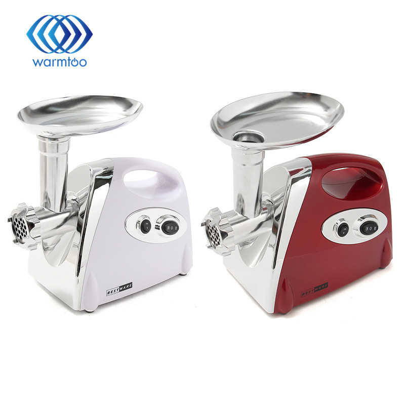 Home Electric Automatic Meat Grinder Vegetable Slicer High-quality Multifunctional Household ABS Shell Stainless Meat Mincer household appliances electric meat grinder stainless steel meat grinder fully automatic broken vegetables ground meat