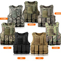 Army Outdoors Camouflage Tactical Vests Special Fields Field Equipment War Vest Stabs