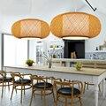 Estilo chinês Pingente luzes LED, Vantage pingente de loft americano lâmpada com o Soquete E27 para Sala De Jantar Cozinha Bar, vermelho, 110 V/220 V