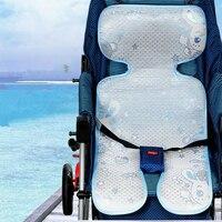 1 Pc Dissipate Heat Cushion For Stroller Yoyo Maclaren Stroller Accessories Baby Stroller Cushion Pram Wheelchair