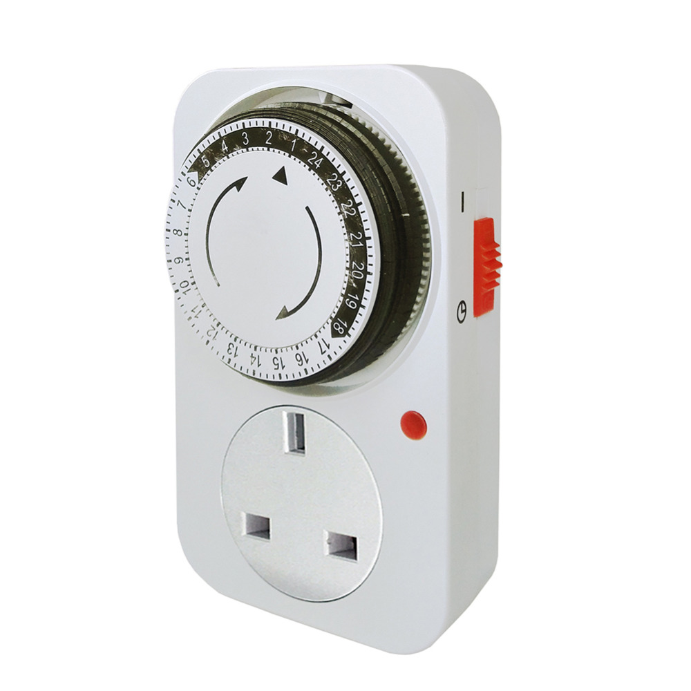Peachy Eu Us Uk Plug Electrical Timer Socket 24 Hour Multi Mechanical Wall Wiring 101 Capemaxxcnl