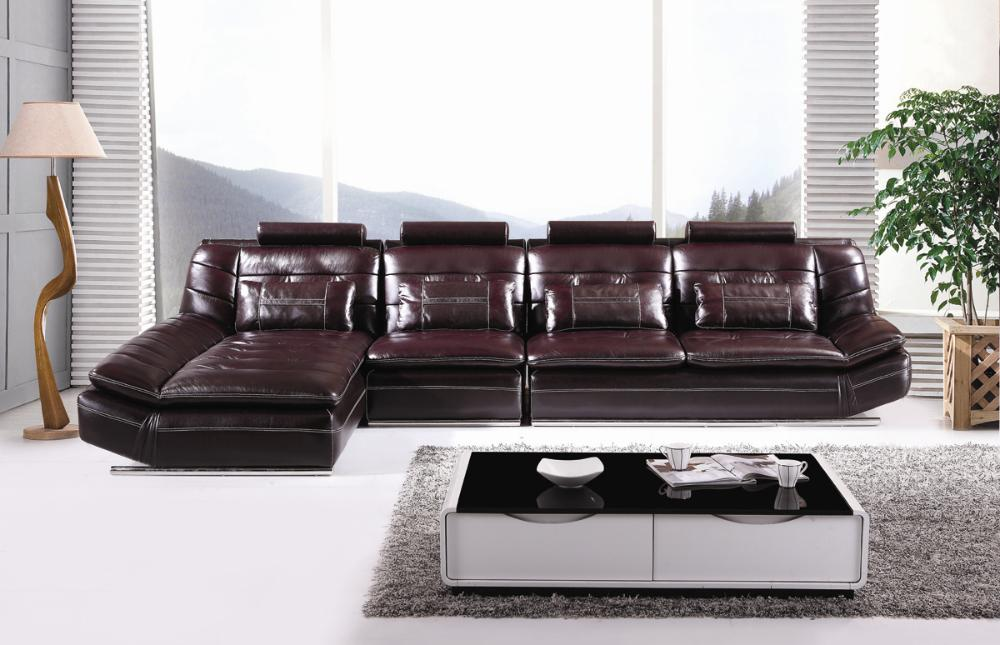 buy luxury italian top grain leather37m length l shaped sofa setluxury and low price high quality leather sofa set e317 from reliable l