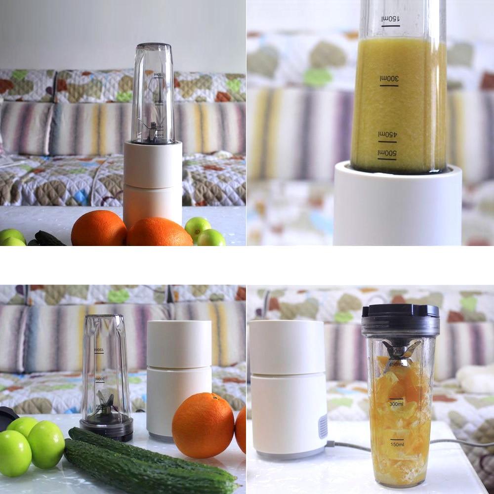 Xiaomi Pinlo Little Monster Fruit Vegetable Cooking Machine Mini Electric Fruit Juicer Fruit Squeezer Household Travel Juicer