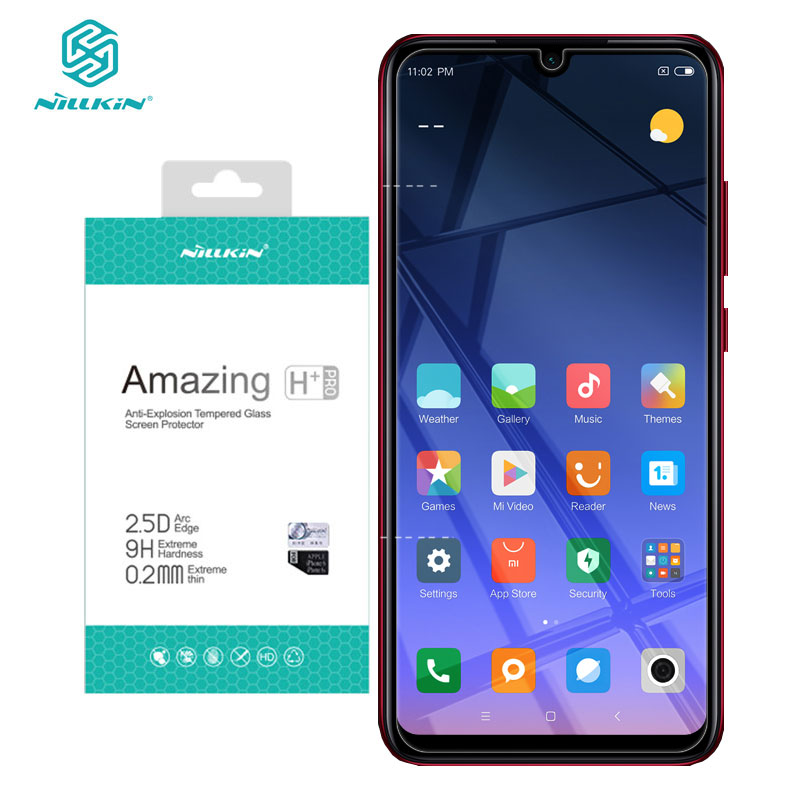 Redmi Note 7 Tempered Glass Nillkin Amazing H+Pro 0.2MM 2.5D Screen Protector Glass for Xiaomi Redmi Note 7 Pro 7S Note7