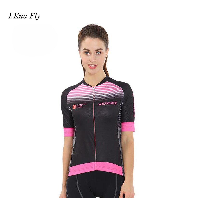 New Women Cycling Clothing Bike Wear For Girls Pro Team Bicycle Uniform Ropa Ciclismo Road Cycling Jerseys Set Bike Jersey z4 цена