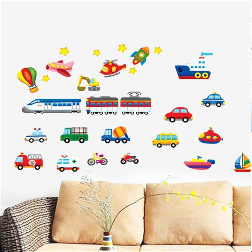 china children bedroom furniture. car cartoon children room decoration wall stickers living bedroom furniture classroom greenhouse china
