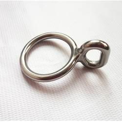 Кольца из нержавейки с кольцо глаз кольцо пряжки для лошади Недоуздок бриддл 5 штук в упаковке