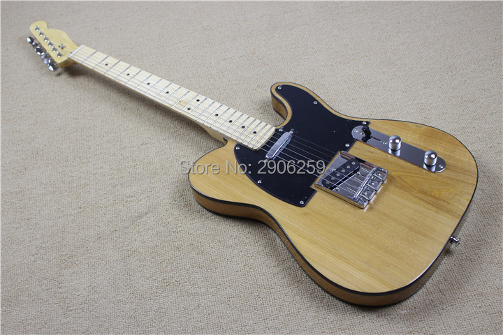 Hot Sale 53 version tele guitar,elm body maple neck high quality TL guitar,22 frets elm electric guitar free ship hot sale lp standard electric guitar les tiger maple cover mahogany body real paul guitar high quality free shipping