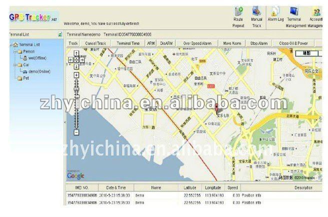 web based imei activation service for gps tracker( 1 year ...