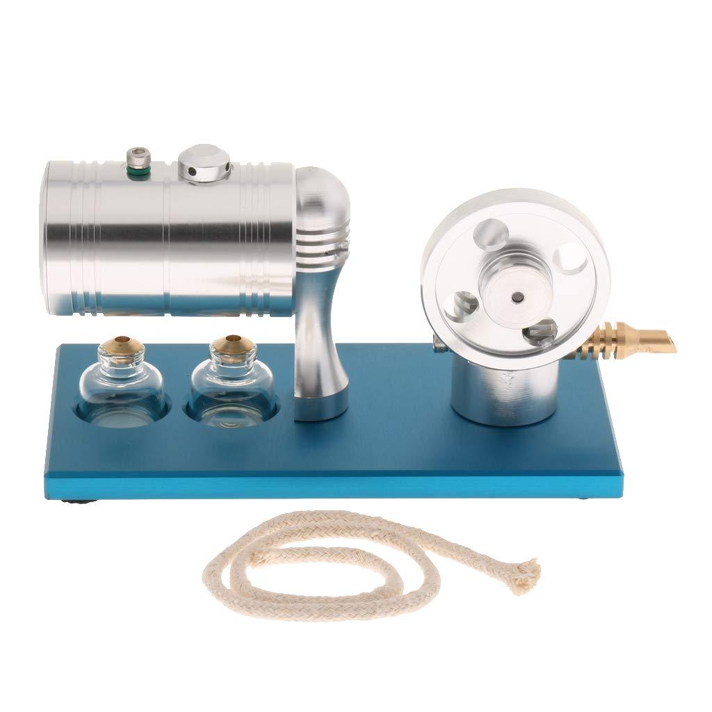 Moteur Stirling modèle pour moteur À Combustion Interne bricolage en Physique L'apprentissage des Sciences jouets éducatifs pour Enfants Enfants