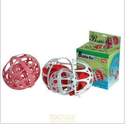 5pce/lot High-quality Spherical bra washing basket bra guard wash bag/bubble bra+ Free Shipping