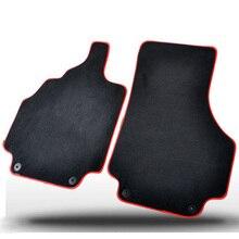 Premium Solid Nylon Auto Odorless Floor Mats Liner Carpet Fitted For Audi R8