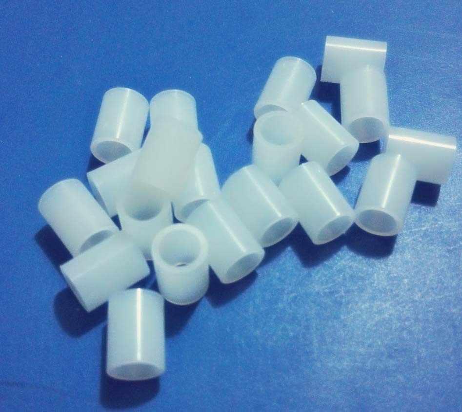 7-5x5 Nylon LED Round Spacer Support Hood Nylon Washers