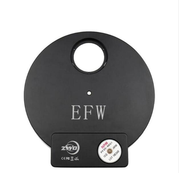 ZWO EFW Électrique Roue De Filtre 7*36mm