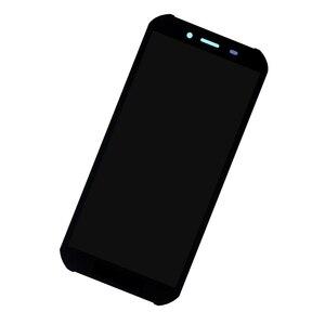 Image 3 - DOOGEE S40 LCD תצוגה + מסך מגע Digitizer עצרת 100% מקורי חדש LCD + מגע Digitizer עבור DOOGEE S40 לייט