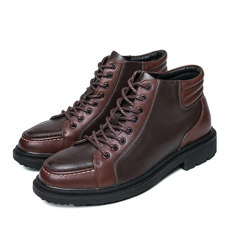 italian cool unique men motorcycle boots shoes luxury brand men's leather high top dress moccasins designer oxford shoes for men (5)