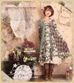 Vintage plaid patchwork floral vestiti donna robe longue tunique femme hippie boho ganchillo con lentejuelas de impresión de punto otoño dress