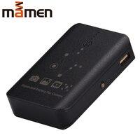 Mamen 7800mAh FW50 FZ100 Rechargeable External Camera power Bank Adapter for Sport Camera DSL Camera SmartPhone Fake Batteries